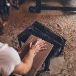 Husk at vedligeholde dit trægulv med gulvslibning